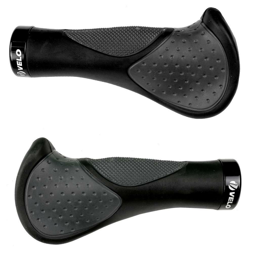 1 Paar Fahrradgriffe Schraub Lenkergriffe ergonomisch Bar Ergogriffe Grips DHL